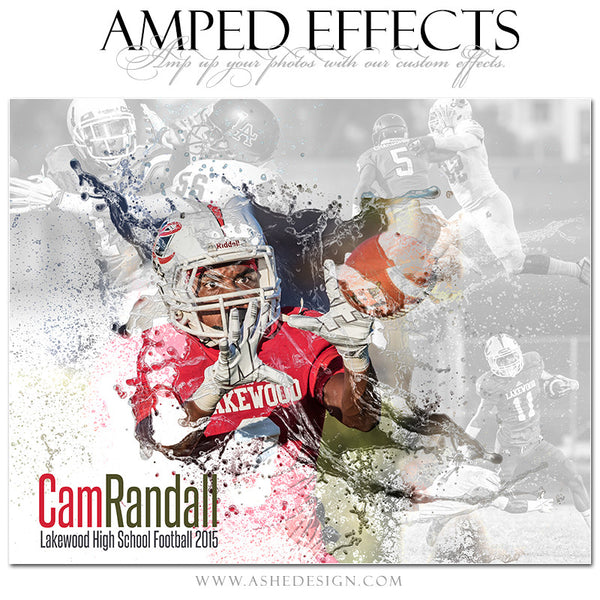Amped Effects Sports Templates | Surf & Turf fb