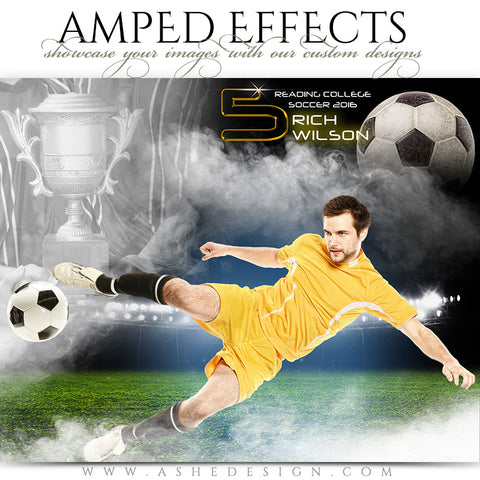 Ashe Design | Amped Effects | Full Steam Soccer