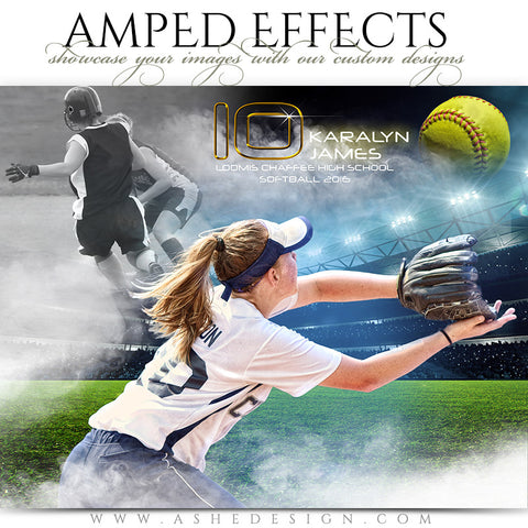 Ashe Design | Amped Effects | Full Steam Softball