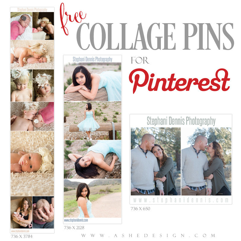 Pinterest Collage Pins | Simply Stated