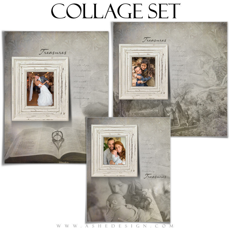 Family Collage Set | Treasures