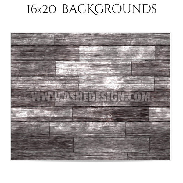 Photography Backgrounds 16x20 | Painted Wood 1
