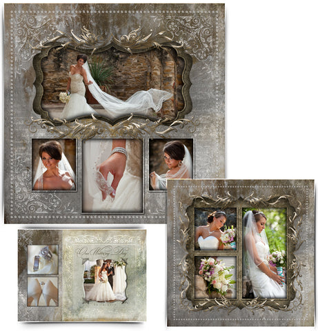 Collage Template Set 1 | Framed