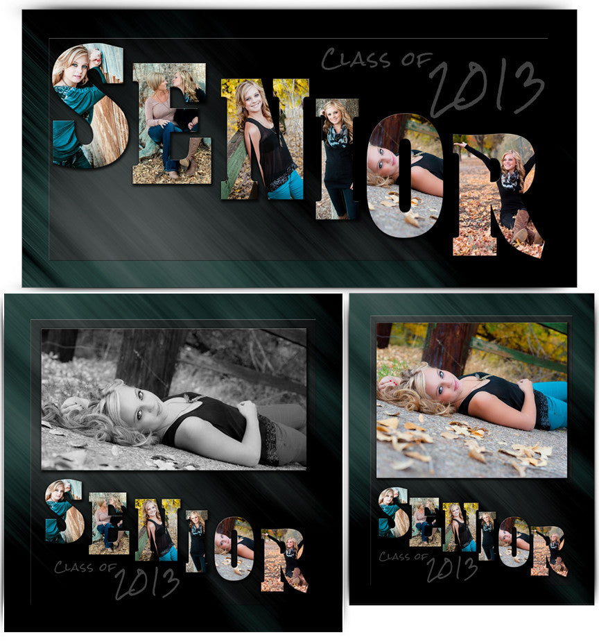 Word Collage Set SENIOR full set web display