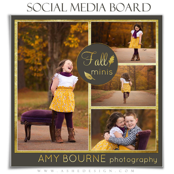 Social Media Boards | Fall Foil 4