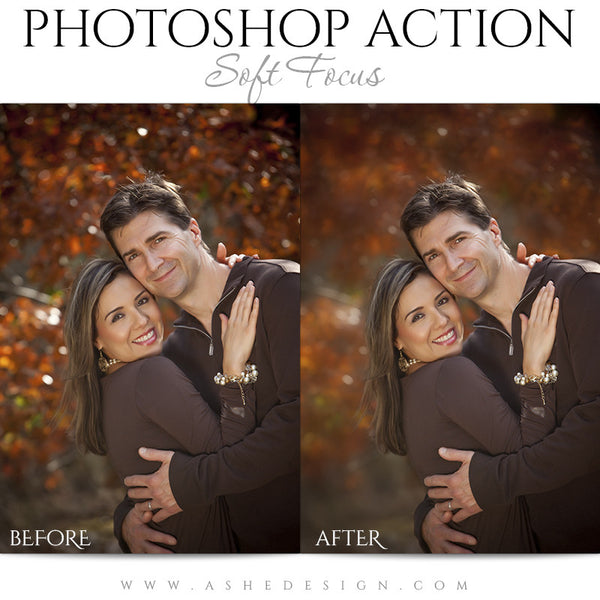 Photoshop Action | Soft Focus2