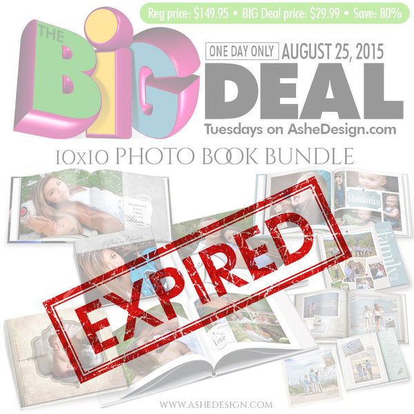 BIG DEAL - 8/25/15 exp