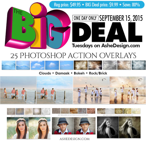 BIG DEAL September 25, 2015