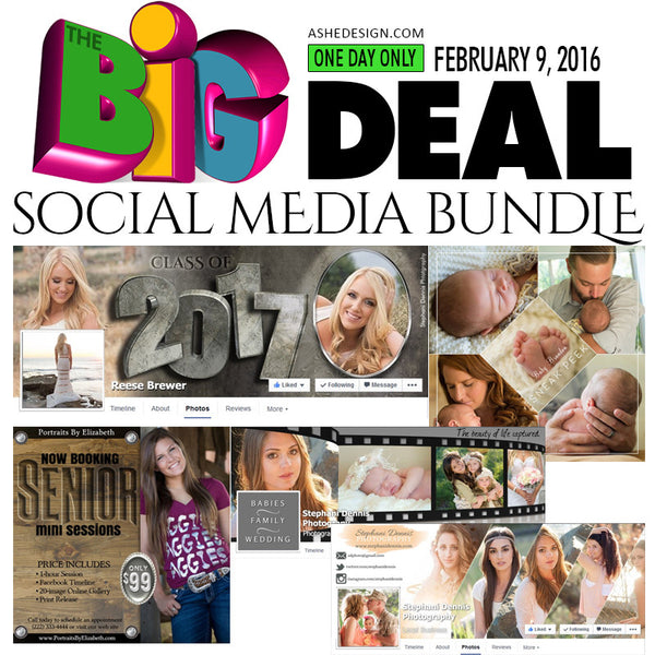 Ashe Design | BIG DEAL | Feb. 9, 2016