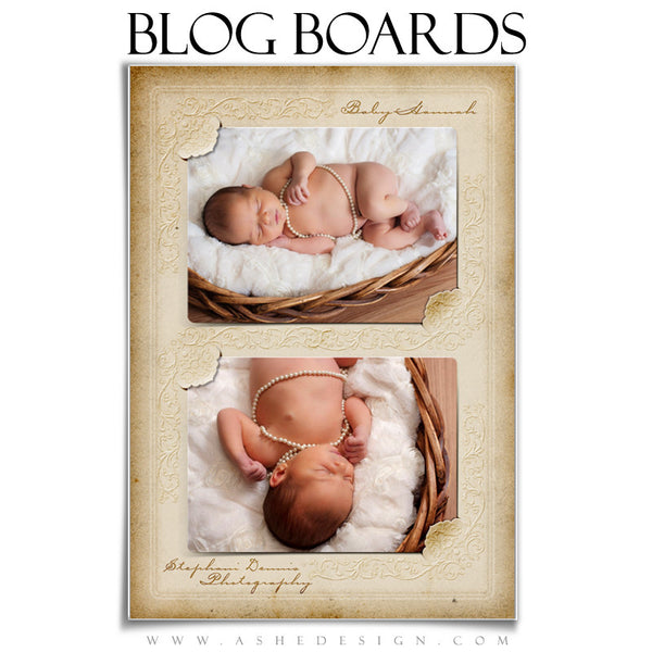 Blog Boards - Victorian Frames example2 web display