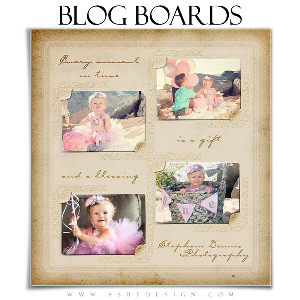 Blog Boards - Victorian Frames example4 web display