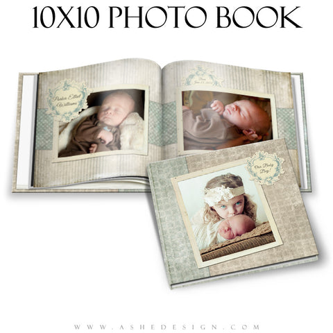 parker Elliot 10x10 Photo Book cover web display