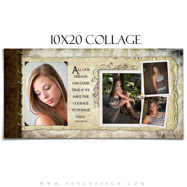 Collage Template Set 2 | Kyra Ann 10x20 collage