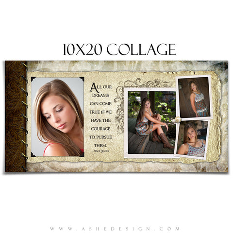 Kyra Ann 10x20 collage web display