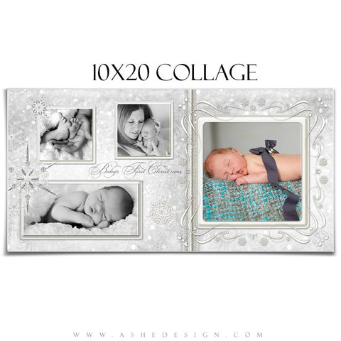 Snow Babies 10x20 Collage web display