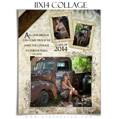 Kyra Ann 11x14 collage web display