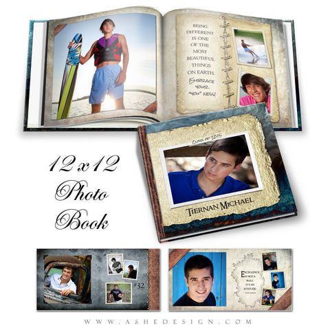 12x12 Photo Book | Tiernan Michael cover