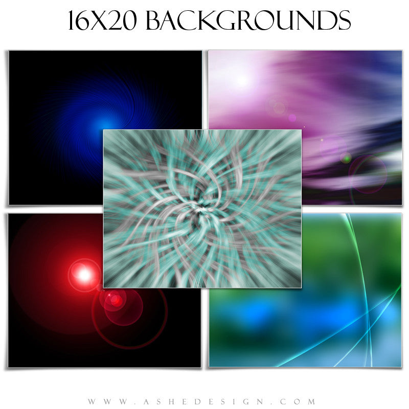 Background Set for Photographers | Abstract