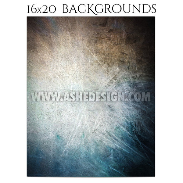 Background Set 16x20 | Cracked Fresco 1