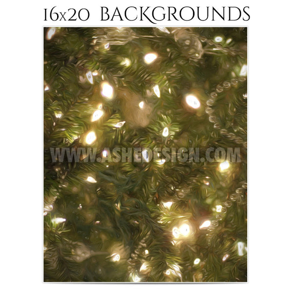Photography Holiday Background Set | Impressionistic Holidays1