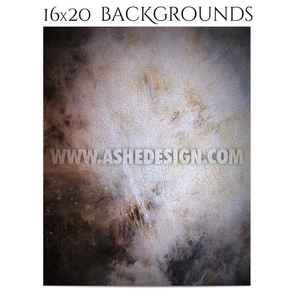 Background Set 16x20 | Cracked Fresco 2