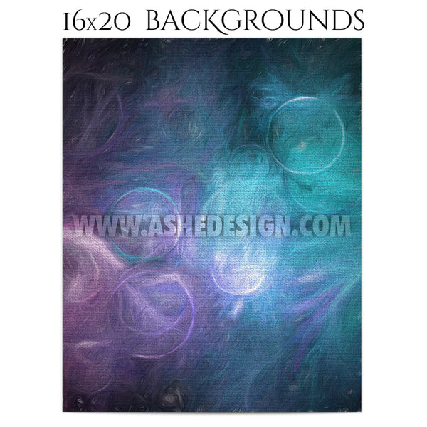 Photography Background Set | Painted Bokeh 2