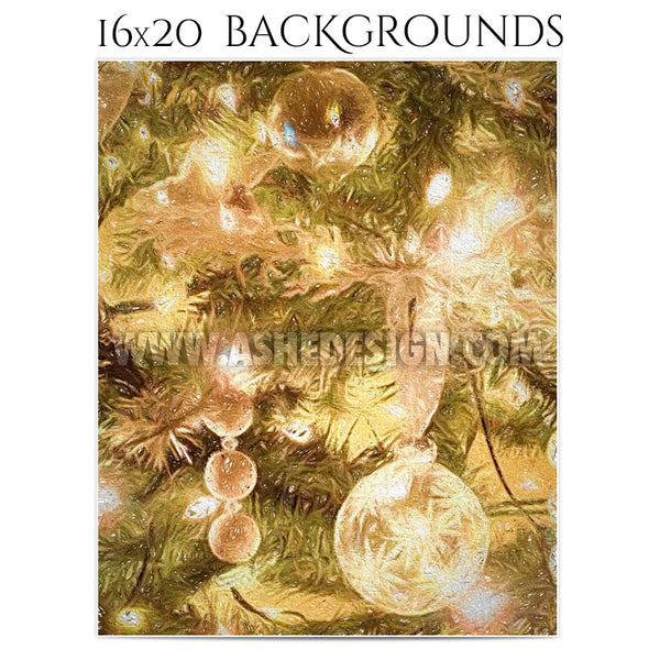 Photography Holiday Background Set | Impressionistic Holidays2