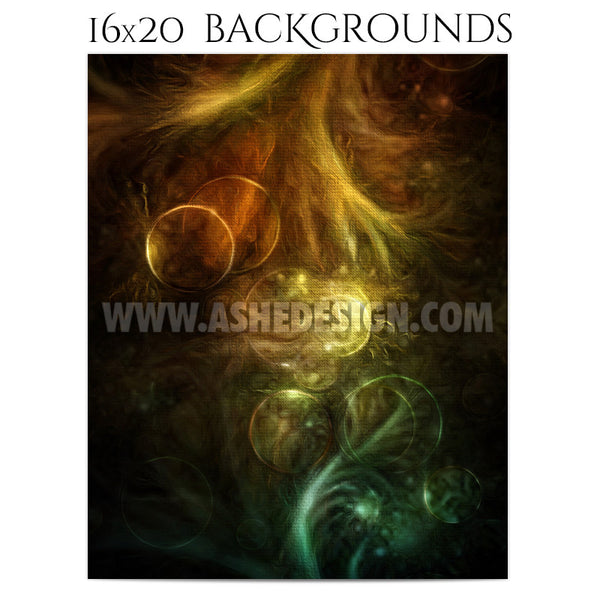 Photography Background Set | Painted Bokeh 3