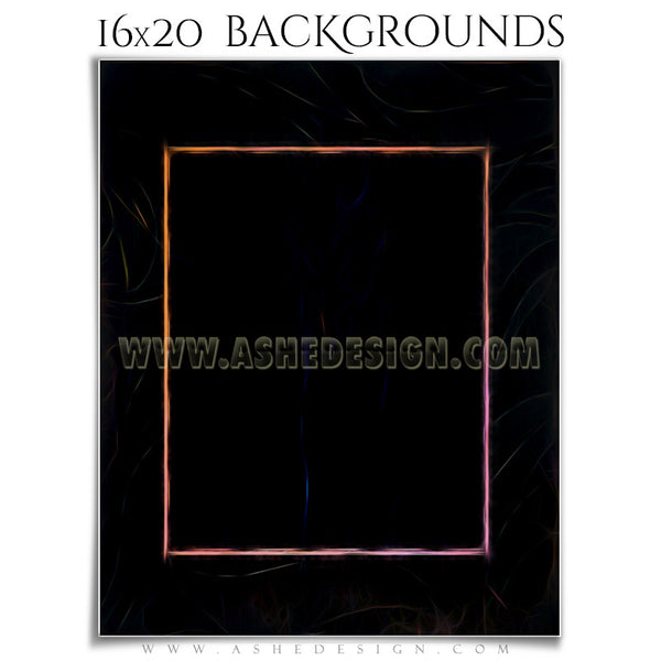 Photography Backdrop 4 | Neon