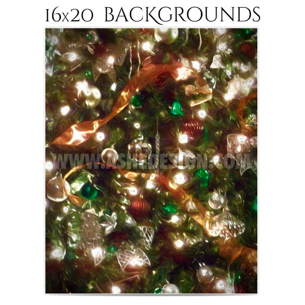 Photography Holiday Background Set | Impressionistic Holidays5