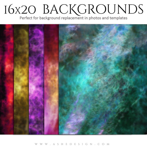 Photography Background Set | Tie Dye
