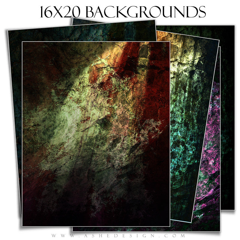 Photography Background Set | Hard Rock Grunge