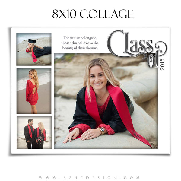 Collage 8x10 | Simply Worded Grad