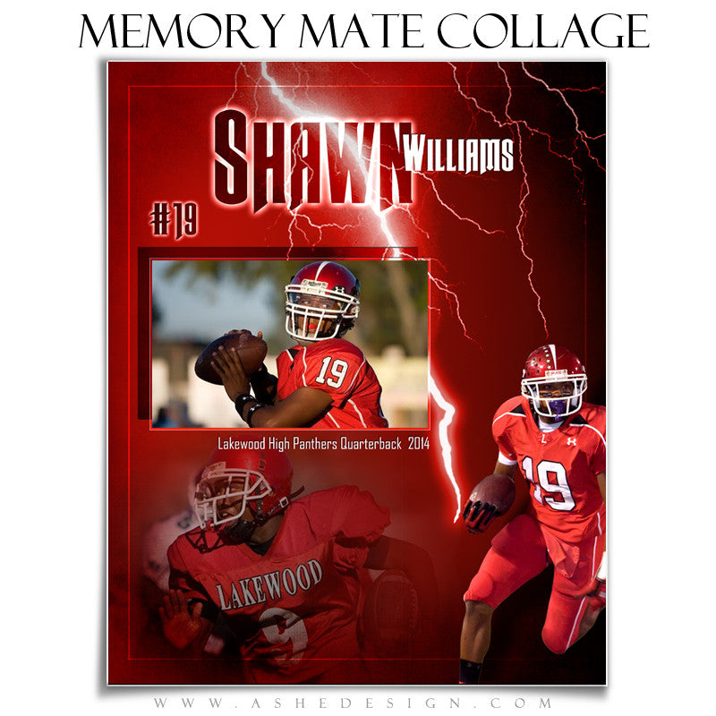 Sports Memory Mate Templates | Perfect Storm VT