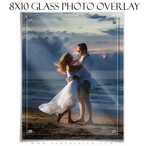 Designer Gems | Glass Photo Overlays 8x10