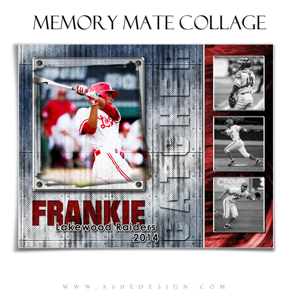 Sports Memory Mate Templates | Riveted HZ