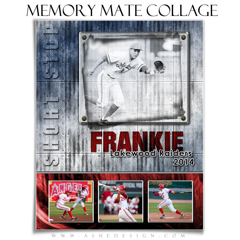 Sports Memory Mate Templates | Riveted VT