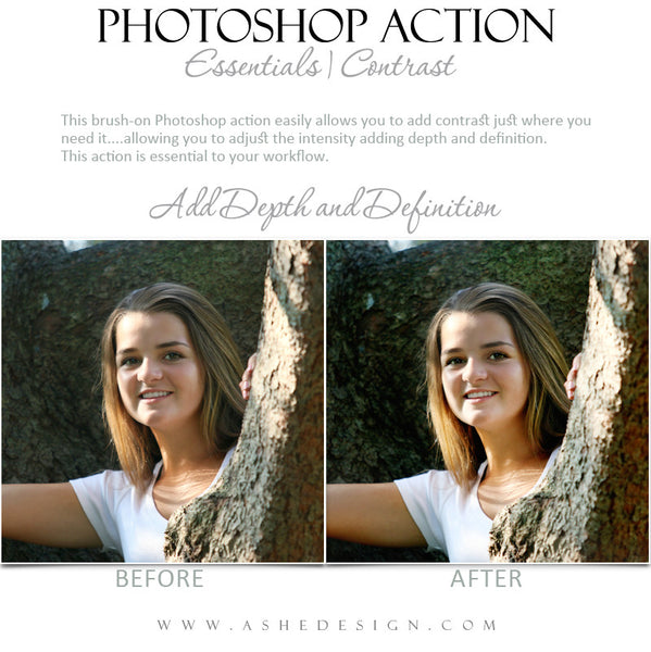 Photoshop Action | Essentials - Contrast2