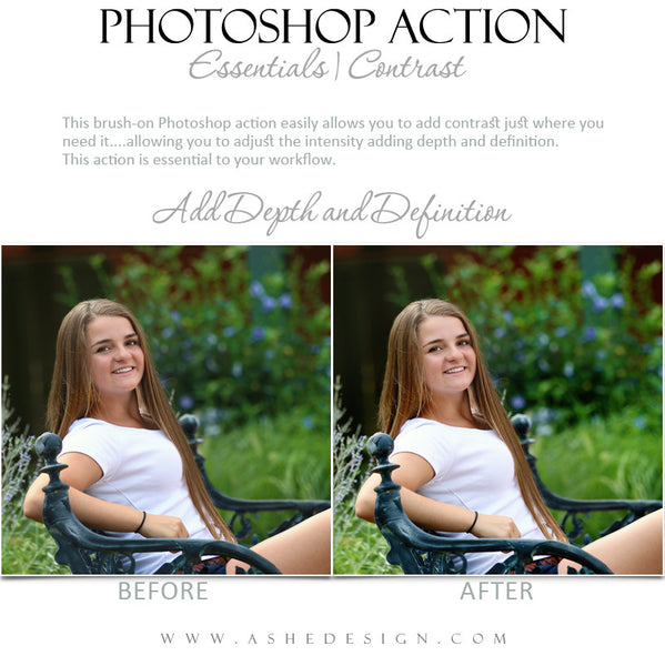 Photoshop Action | Essentials - Contrast3