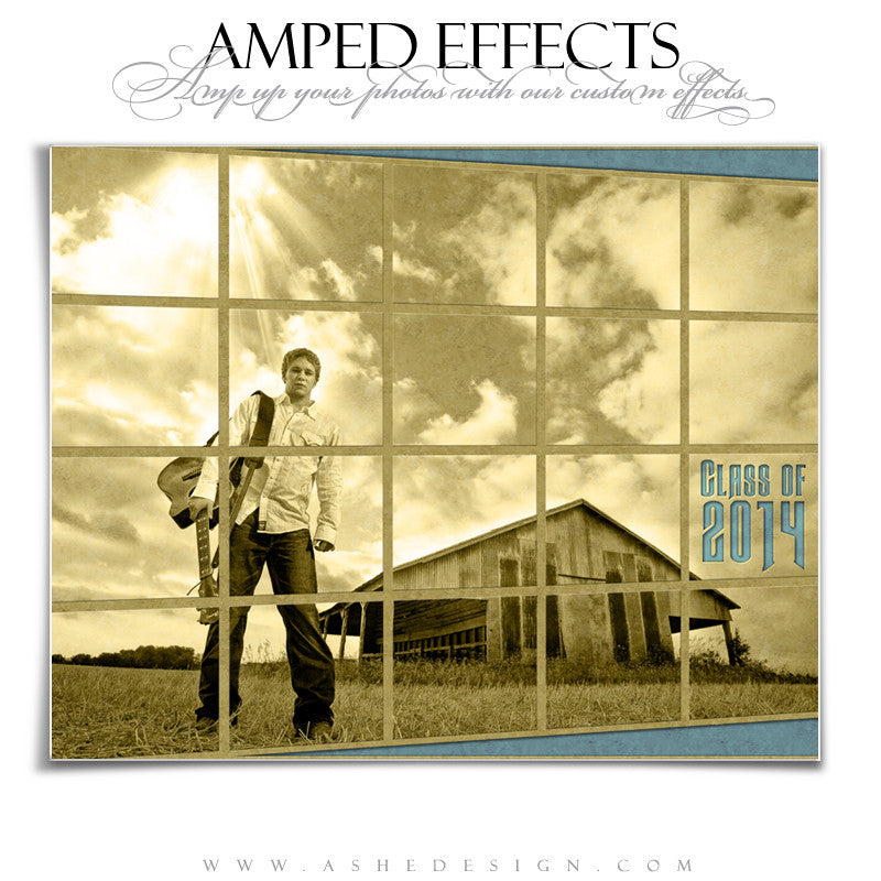 Ashe Design | Amped Effects Photography Templates | Through The Window example1