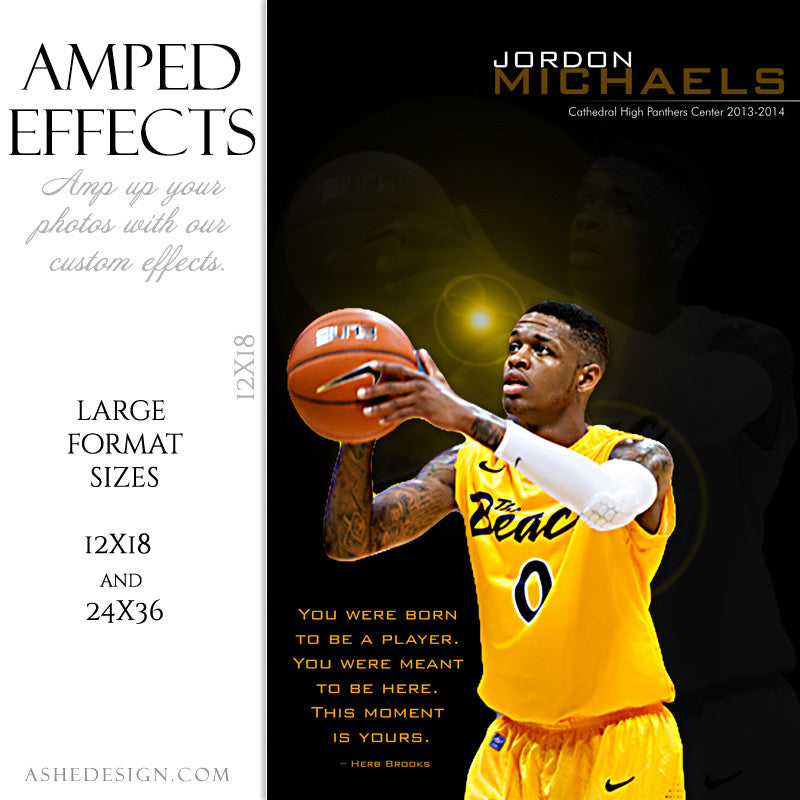 Ashe Design | Amped Effects Photography Templates | Rock Wallvt