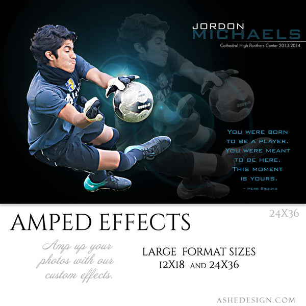 Ashe Design | Amped Effects Photography Templates | Rock Wallhz