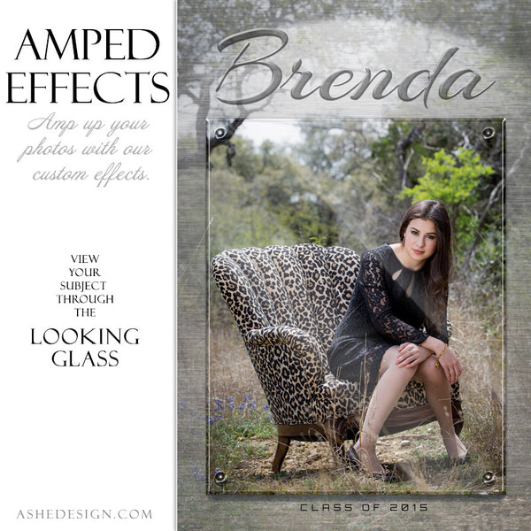 Ashe Design | Amped Effects Large Format Photography Templates | Looking Glass4