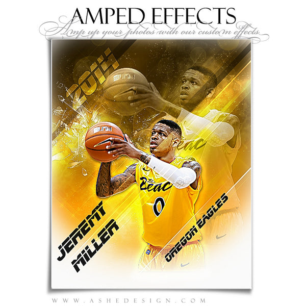 Ashe Design | Amped Effects Sports Templates | Blade Runner 2