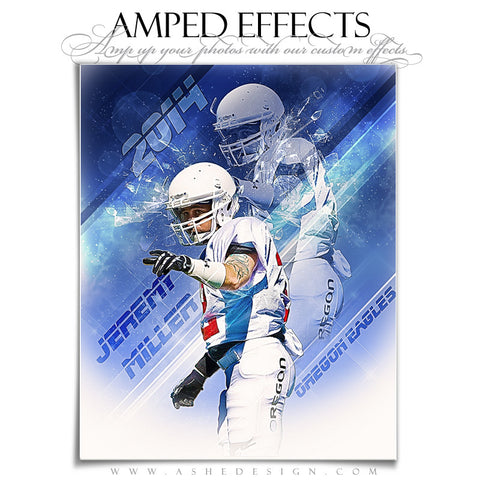 Ashe Design | Amped Effects Sports Templates | Blade Runner 1