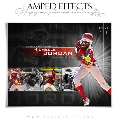 Ashe Design | Amped Effects Sports Templates | Burst On The Scene  1