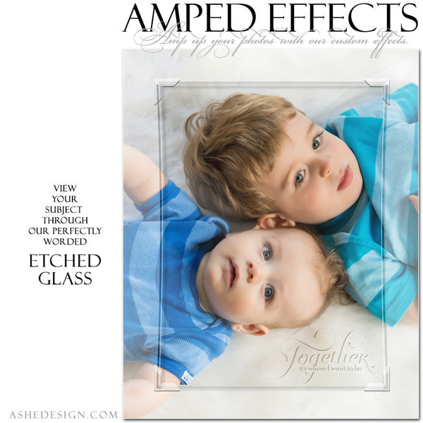 Ashe Design | Amped Effects Photography Templates | Etched Glass1