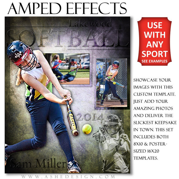 Ashe Design | Amped Effects Sports Templates | Raise The Bar example3