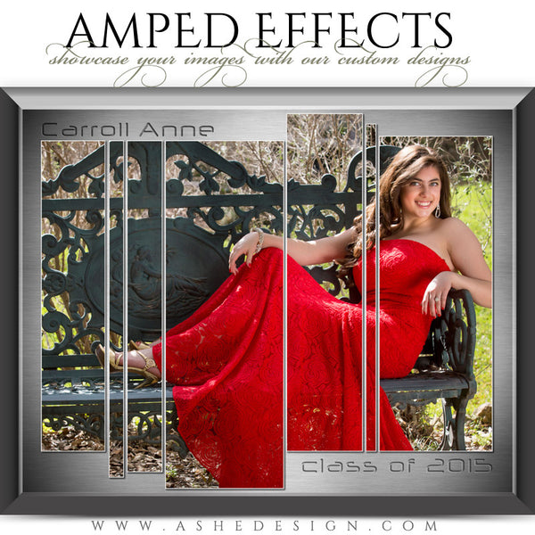 Ashe Design | Amped Effects Photography Templates | Photo Fractal1