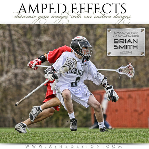 Ashe Design | Amped Effects Sports Templates | MVP  | MVP1